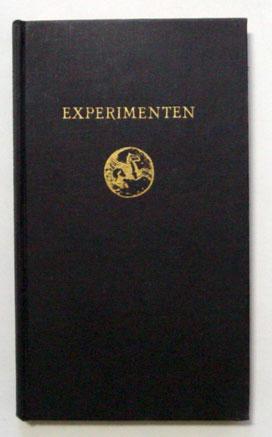 Gossaert, Geerten - Experimenten